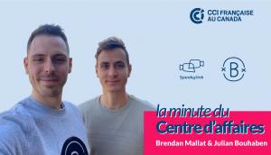 Read more about the article La minute du centre d'affaires – CCI Française au Canada