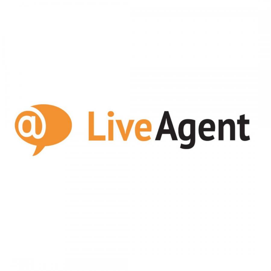live agent logo